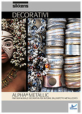 ALPHA® METALLIC